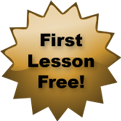 Your first lesson is free